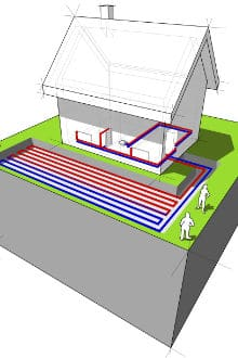 grond waterwarmtepomp
