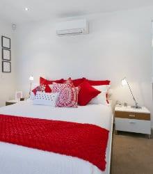 lucht-lucht warmtepompen binnenunit